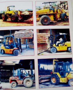 Functional Plywood Factory & Its Equipments and C of O  on 2 Acres, Akure, Ondo, Factory for Sale