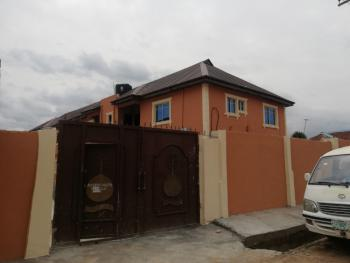 Newly Built Room & Parlour Self Contaiedn with Two Toilets & Wardrobe, Ebute, Ikorodu, Lagos, Mini Flat for Rent