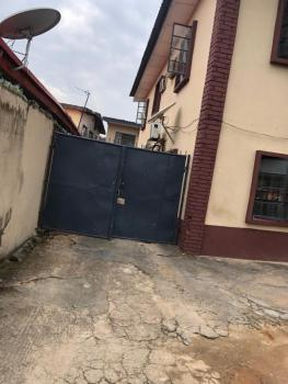 a House of 4 Flats on a Massive Land Measuring 700 Square Meters, Akoka, Yaba, Lagos, Block of Flats for Sale