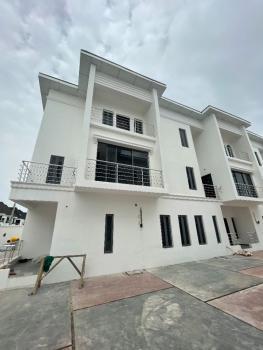 Stunning 4 Bedroom Triplex with 24 Hours Light, Agungi, Lekki, Lagos, Terraced Duplex for Sale