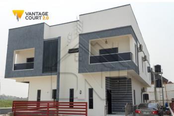 3 Bedroom Semi Detached Duplex with Governor Consent Title, Vantage Court 2.0, Bogije, Ibeju Lekki, Lagos, Semi-detached Duplex for Sale