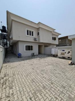 Commercial  4 Bedroom Wing of Duplex, Off Remi Olowude Way Pinnacle Petrol Station, Lekki Phase 1, Lekki, Lagos, Semi-detached Duplex for Rent