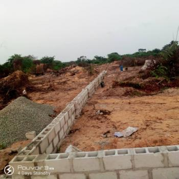 Land with Governor Consent Title, Whales County Estate Orchid Road, Lekki, Lagos, Residential Land for Sale