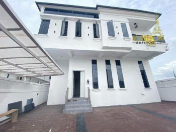 4 Bedroon Fully Detached Duplex, Chevron, Lekki, Lagos, Detached Duplex for Sale
