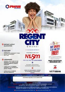 Land, Regent City Umuagwo, Along Owerri - Port Harcourt Road, Owerri North, Imo, Mixed-use Land for Sale