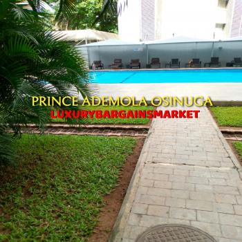 Premium & Practical 3 Bedroom Apartment + Lounge+gym+pool+ Bq, Victoria Island (vi), Lagos, Flat for Rent