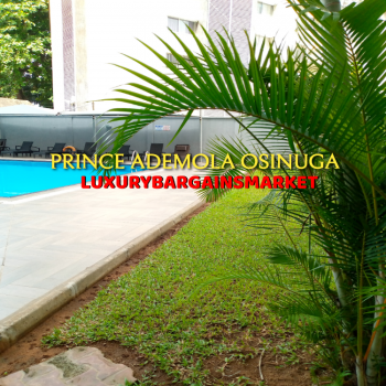 Practical and Reasonably Priced Oceanview 4 Bedroom Apartment +bq+pool+gym, Victoria Island (vi), Lagos, Flat for Rent