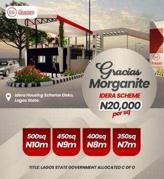 Gracias Morganite Estate Is a Beautiful Place to Reside and Invest., Idera Housing Scheme Lekki Epe Expressway Before Eleko Junction Ibeju-, Eleko, Ibeju Lekki, Lagos, Residential Land for Sale