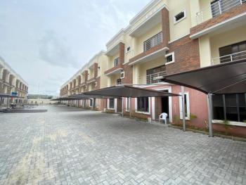 Lovely 4 Bedroom Terrace Duplex with Bq, Lekki Phase 1, Lekki, Lagos, Terraced Duplex for Sale