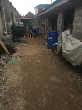 Half Plot of Land, Fenced Round with Gate, Gowon Estate, Federal Bus Stop, Egbeda, Alimosho, Lagos, Mixed-use Land for Rent