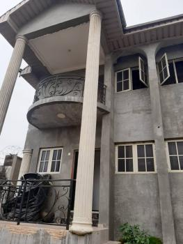 4 Bedroom Detached House, Harmony Estate, Ogba, Ikeja, Lagos, Detached Duplex for Sale