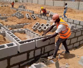 Luxury Castle Duplexes with Gazette, Awoyaya, Ibeju Lekki, Lagos, Detached Duplex for Sale