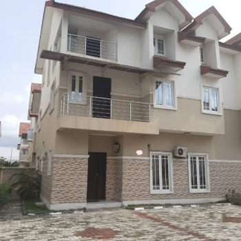 5 Bedroom Triplex (all Rooms Ensuite) in a Top Notch Estate, Cooplag Estate Eleganza, Orchid Road, Ikota, Lekki, Lagos, House for Sale