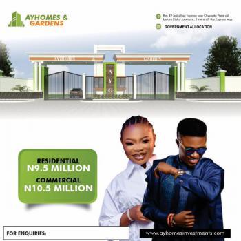 Government Allocation, Ay Homes and Garden Estate, Igando Orudu, Ibeju Lekki, Lagos, Mixed-use Land for Sale