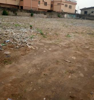 Fenced Land on 745 Square Metres, By Oladogba, Ikosi, Ketu, Lagos, Mixed-use Land for Sale