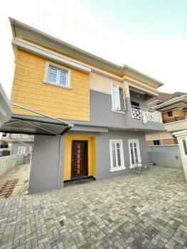 Brand New 4 Bedroom Semi Detached Duplex with Bq, Chevron Area Lekki Peninsula, Lekki, Lagos, Detached Duplex for Sale