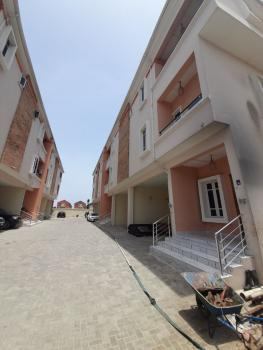 Executively Built 5 Bedrooms Townhouse with a Bq in a Secured Estate, Chisco, Ikate Elegushi, Lekki, Lagos, Terraced Duplex for Sale