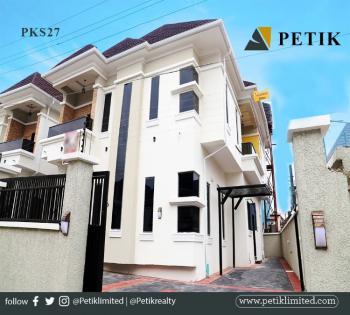 4 Bedroom Beautifully Finished Detached Duplex, Lekki, Lagos, Detached Bungalow for Sale