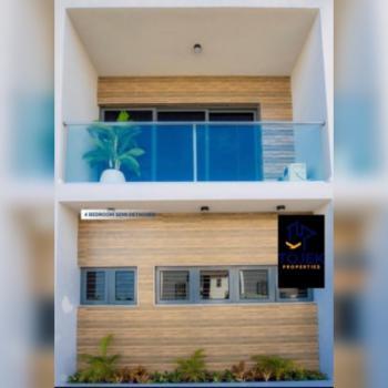 Sophisticated 4 Bedroom Semi Detached Duplex, Abraham Adesanya, Lekki Phase 2, Lekki, Lagos, Semi-detached Bungalow for Sale