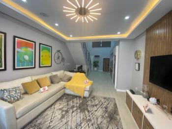 Classy 1 Bedroom Maisonette, Abraham Adesanya, Lekki Phase 2, Lekki, Lagos, Semi-detached Duplex for Sale