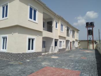 Brand New Block of 6 Flats, Araromi Area Off Ogombo Road, Ogombo, Ajah, Lagos, Block of Flats for Sale