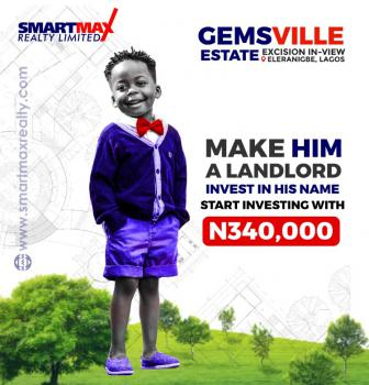 Start Your Land Investment Today, Royal Court Estate, Abijo, Ibeju Lekki, Lagos, Mixed-use Land for Sale