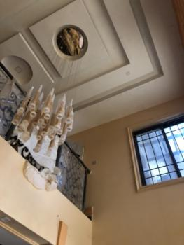 4 Bedroom with Boys Quarter and Chandelier, Jahi, Abuja, Terraced Duplex for Rent