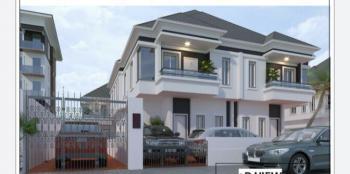 Luxury 4 Bedrooms House Plus Bq in a Serene Estate, Ikate Elegushi, Lekki, Lagos, Semi-detached Duplex for Sale