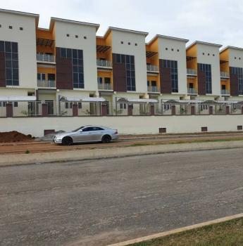 Luxury 5 Bedroom Terrace Duplex, Close to The Express, Jahi, Abuja, Terraced Duplex for Sale