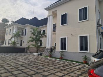 Iconic & Crisply Finished 4 Bedrooms Semi Detached Duplex + 1 Bedroom Gc, National Assembly Quarters ( Legislative Quarters), Apo, Abuja, Semi-detached Duplex for Sale