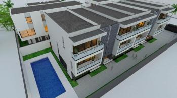 Newly Built 4 Bedroom Terrace Duplex, 2nd Round About, Lekki Phase 1, Lekki, Lagos, Terraced Duplex for Sale