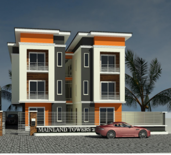 Newly Built Room Self Contained, Jibowu, Yaba, Lagos, Self Contained (single Rooms) for Rent