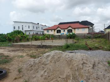 2 Plot Together Dry Land Corner Piece Fence Round, Divine Home Thomas Estate, Ajiwe, Ajah, Lagos, Residential Land for Sale