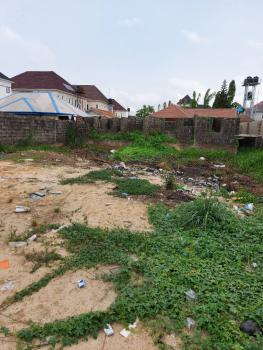 Full Plot of Dry Land Fence Round, Divine Home Thomas Estate, Ajiwe, Ajah, Lagos, Land for Sale