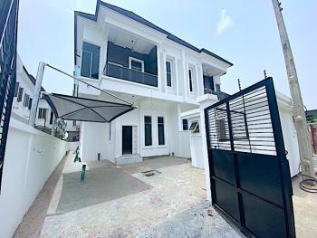 Tastefully Finished Semi Detached Duplex with Bq in an Estate, Chevy View Estate  By Chevron, Lekki, Lagos, Semi-detached Duplex for Sale