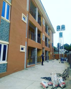 Newly Built 2 Bedroom Flat with Pop Ceiling and Federal Light, Mercy Land Off East West Road, Rumuigbo, Port Harcourt, Rivers, Flat for Rent