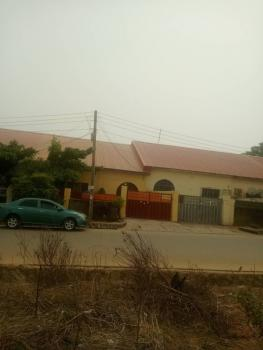 a Fenced 3 Bedroom Terrace with Bq, Obot Akara Crescent, Army Estate, Kubwa, Abuja, Terraced Duplex for Sale