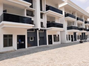 Massive and Newly Built Fully Serviced 4 Bedrooms Terrace with a Bq, Oniru, Victoria Island (vi), Lagos, Terraced Duplex for Rent