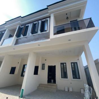Newly Built 4 Bedroom Terrace Duplex;, Vgc, Lekki, Lagos, Terraced Duplex for Sale