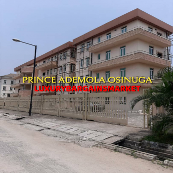 Prince Ademola Osinuga Offers 8 Nos Luxury 4 Bedroom Apartments!, Parkview, Ikoyi, Lagos, Block of Flats for Sale