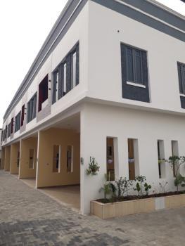 Newly Built 4 Bedroom Terrace Duplex, Westend Estate, Ikota, Lekki, Lagos, Terraced Duplex for Sale