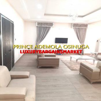Prince Ademola Osinuga Corporate - 8 Nos Furnished 4 Bedroom Apartment, Parkview Estate, Parkview, Ikoyi, Lagos, Flat for Rent