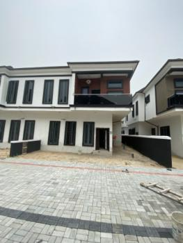 Contemporary 4 Bedroom Semi Detached with Spacious Bq, Orchid Road, 2 Minutes Drive From Dreamworld Africana, Lekki, Lagos, Detached Duplex for Sale