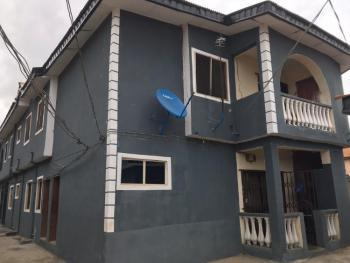 Executive  4 Unit of 3 Bedroom with Receipt and Survey, Idimu Off Ejigbo Road, Idimu, Lagos, Block of Flats for Sale
