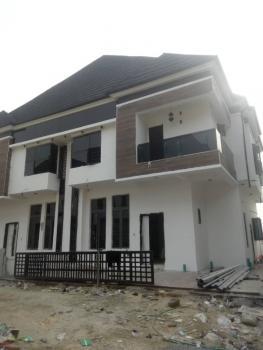 Newly Built 5 Bedroom Semi-detached Duplex in a Cool Environment, Chevron, Lekki, Lagos, Semi-detached Duplex for Rent