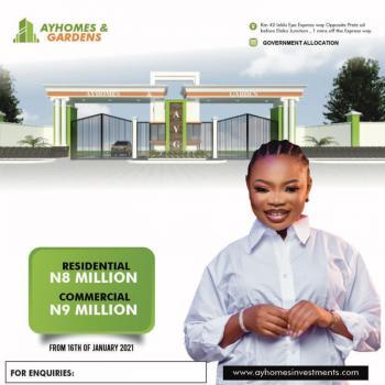 Ayhomes and Gardens, Promo on Ayhomes and Gardens Ibejulekki Off Eleko Beach, Igando Orudu, Ibeju Lekki, Lagos, Mixed-use Land for Sale