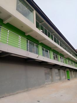 a Newly Built Shop / Office Space with a Personal Toilet, Beside Eco Bank, Ado Road, Ajah, Lagos, Shop for Rent