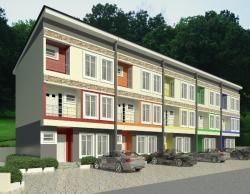 Exquisite Cheap 4 Bedroom Terrace House + Bq, Lekki Phase 2, Lekki, Lagos, 4 bedroom, 5 toilets, 4 baths Terraced Duplex for Sale