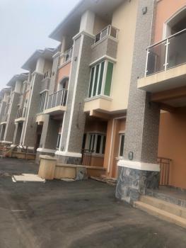 Brand New 6 Units of 4 Bedroom Terrace Duplex, Jabi, Abuja, Terraced Duplex for Sale