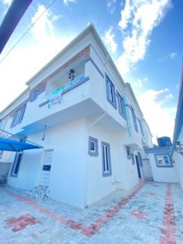 Luxury Executive 4 Bedroom Duplex, Chevyview Chevron, Lekki, Lagos, Semi-detached Duplex for Rent